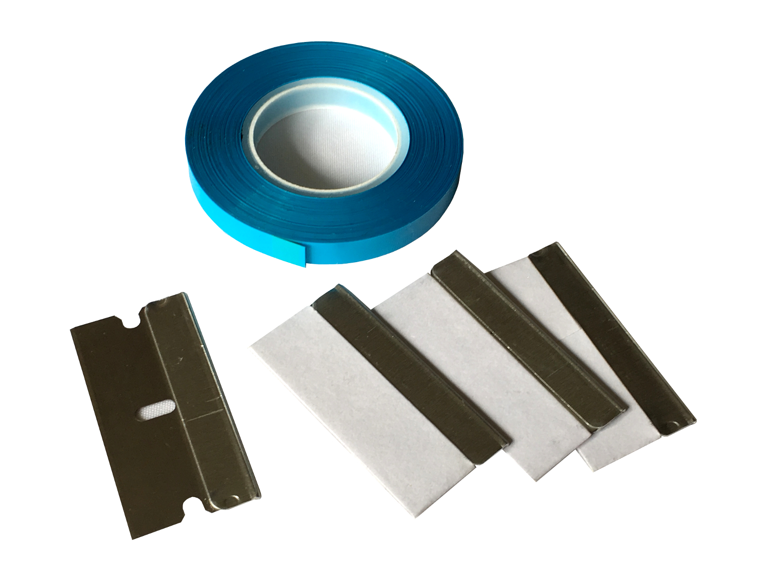 Leader tape clear Leader tape white Splice tape Reel to reel tape accessories